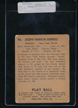 Load image into Gallery viewer, 1940 Play Ball  90 Frank Demaree   VG 10993