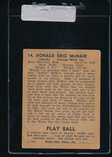 Load image into Gallery viewer, 1940 Play Ball  14 Rabbit McNair   VG (ST) 11000