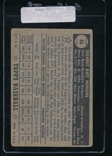 Load image into Gallery viewer, 1952 Topps  36A Gil Hodges BB G 11047
