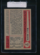 Load image into Gallery viewer, 1954 Bowman  7  Walt Dropo  EX 11065