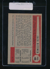 Load image into Gallery viewer, 1954 Bowman  48  Jack Dittmer  VG-EX 11073