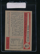 Load image into Gallery viewer, 1954 Bowman  60  Fred Baczewski RC  VG-EX 11076
