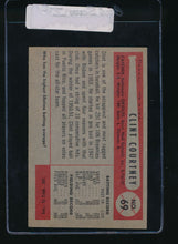 Load image into Gallery viewer, 1954 Bowman  69  Clint Courtney  EX 11079