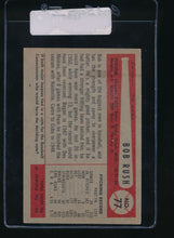 Load image into Gallery viewer, 1954 Bowman  77  Bob Rush  VG-EX 11083