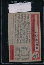 Load image into Gallery viewer, 1954 Bowman  117  Dick Kryhoski  EX 11091