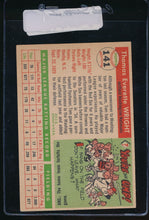 Load image into Gallery viewer, 1955 Topps  141 Tom Wright  EX 11121