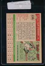 Load image into Gallery viewer, 1955 Topps  136 Veston Bunky Stewart RC EX-MT 11124