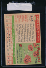Load image into Gallery viewer, 1955 Topps  113 Harry Brecheen CO VG 11132