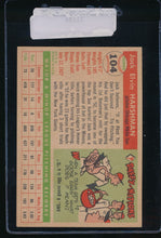 Load image into Gallery viewer, 1955 Topps  104 Jack Harshman  EX 11134