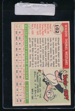 Load image into Gallery viewer, 1955 Topps  102 Wally Westlake  EX-MT 11135