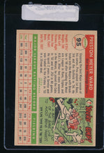 Load image into Gallery viewer, 1955 Topps  95 Preston Ward  EX-MT 11136