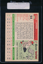 Load image into Gallery viewer, 1955 Topps  54 Lou Limmer  VG-EX 11143
