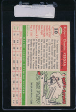 Load image into Gallery viewer, 1955 Topps  10 Bob Keegan  VG-EX 11147