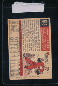 1959 Topps  513 Tommy Carroll  G/VG 11164