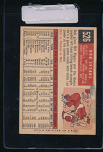 Load image into Gallery viewer, 1959 Topps  526 Bob Speake  P 11169