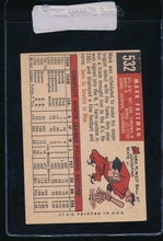 Load image into Gallery viewer, 1959 Topps  532 Mark Freeman RC EX 11171