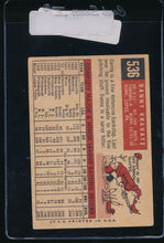 Load image into Gallery viewer, 1959 Topps  536 Danny Kravitz  G 11173