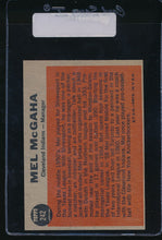 Load image into Gallery viewer, 1962 Topps  242  Mel McGaha MG RC  EX-MT 11212