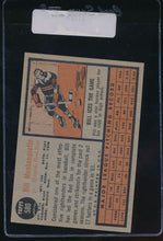 Load image into Gallery viewer, 1962 Topps  580  Bill Monbouquette  EX 11222