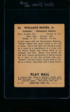 Load image into Gallery viewer, 1940 Play Ball  26 Wally Moses   VG 11467