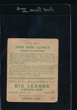 Load image into Gallery viewer, 1933 Goudey  32  Bud Clancy  P 11587