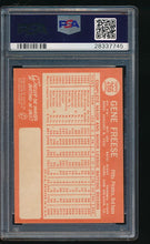 Load image into Gallery viewer, 1964 Topps  266  Gene Freese  PSA 7 NM 11688