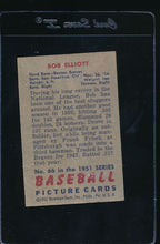 Load image into Gallery viewer, 1951 Bowman  66 Bob Elliott  G 11972