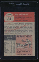 Load image into Gallery viewer, 1953 Topps  31 Ewell Blackwell  EX 12125
