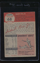 Load image into Gallery viewer, 1953 Topps  68 Del Rice  G 12131