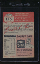 Load image into Gallery viewer, 1953 Topps  175 Ron Kline  VG-EX 12144