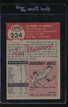 Load image into Gallery viewer, 1953 Topps  234 Ray Murray High# VG-EX 12151
