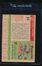 Load image into Gallery viewer, 1955 Topps  94 Reno Bertoia  EX-MT 12173