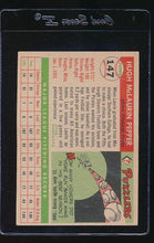 Load image into Gallery viewer, 1955 Topps  147 Hugh Pepper RC VG-EX 12180