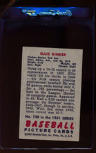 Load image into Gallery viewer, 1951 Bowman  128 Ellis Kinder   G/VG 12312