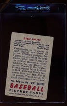 Load image into Gallery viewer, 1951 Bowman  166 Stan Rojek   VG 12324