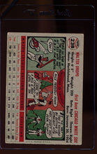 Load image into Gallery viewer, 1956 Topps  238 Walt Dropo  G/VG 12360