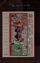 Load image into Gallery viewer, 1956 Topps  137 Al Silvera  VG-EX 12375
