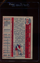 Load image into Gallery viewer, 1957 Topps  133 Del Crandall  VG-EX 12389