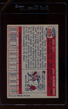 Load image into Gallery viewer, 1957 Topps  389 Dave Jolly  VG-EX 12397
