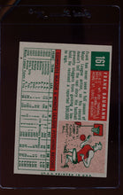 Load image into Gallery viewer, 1959 Topps  161 Frank Baumann  NM (OC) 12407