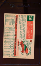 Load image into Gallery viewer, 1959 Topps  254 Zeke Bella RC EX 12411