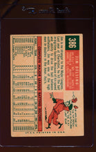 Load image into Gallery viewer, 1959 Topps  386 Jim Delsing  VG-EX 12417