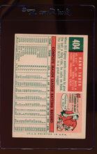 Load image into Gallery viewer, 1959 Topps  404 Hank Sauer  EX (ST) 12419