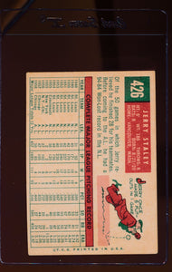 1959 Topps  426 Gerry Staley  EX 12423