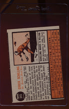 Load image into Gallery viewer, 1962 Topps  345 Chuck Schilling  VG-EX 12491