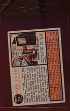 Load image into Gallery viewer, 1962 Topps  214 Dom Zanni  VG 12508