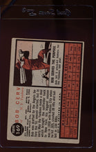Load image into Gallery viewer, 1962 Topps  169 Bob Cerv  VG 12512