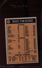 Load image into Gallery viewer, 1972 Topps  21 Atlanta Braves TC  EX 12550
