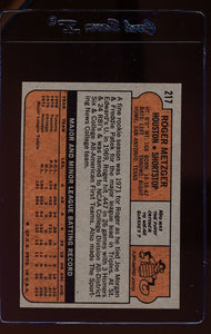 1972 Topps  187 Gates Brown  VG-EX 12568