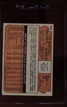 Load image into Gallery viewer, 1972 Topps  533 Ralph Houk MG  VG-EX 12596